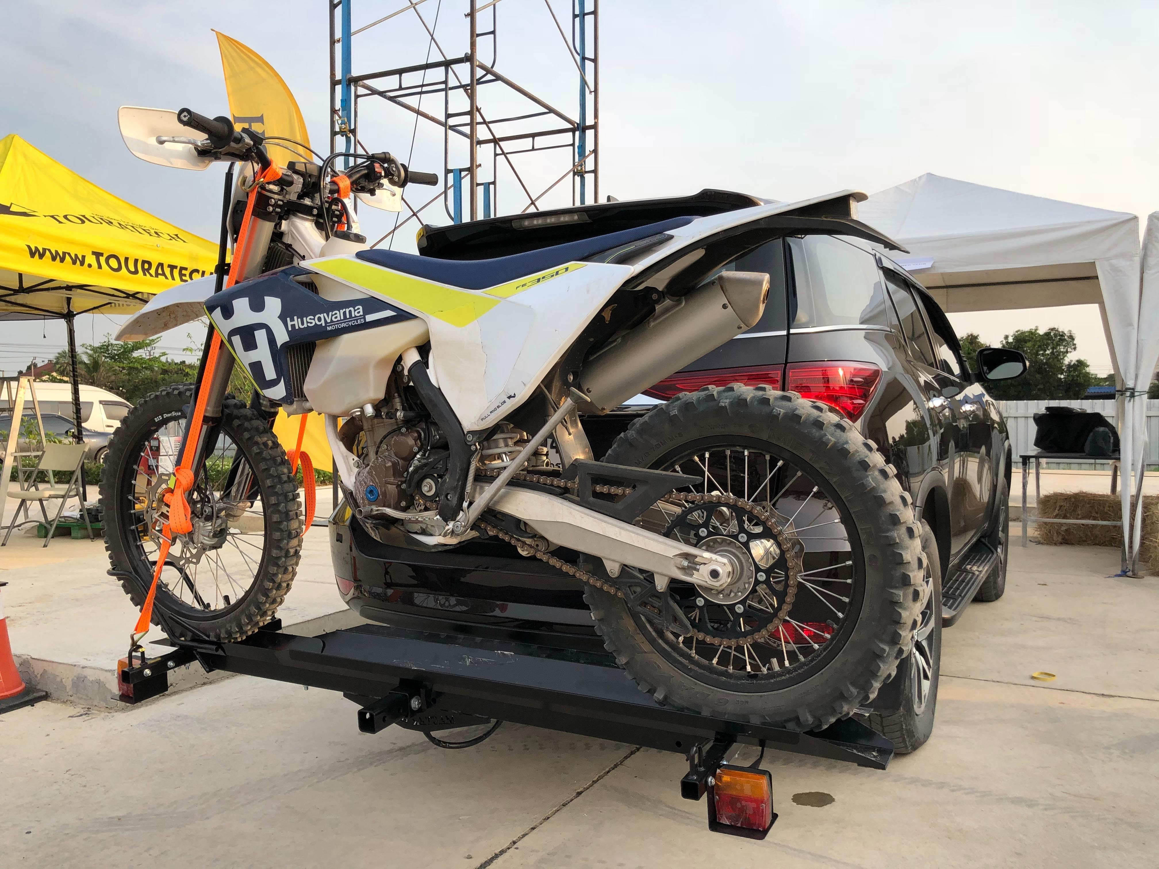 Dirt Bike Rack